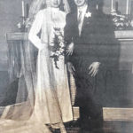 Couple celebrates 50th wedding anniversary