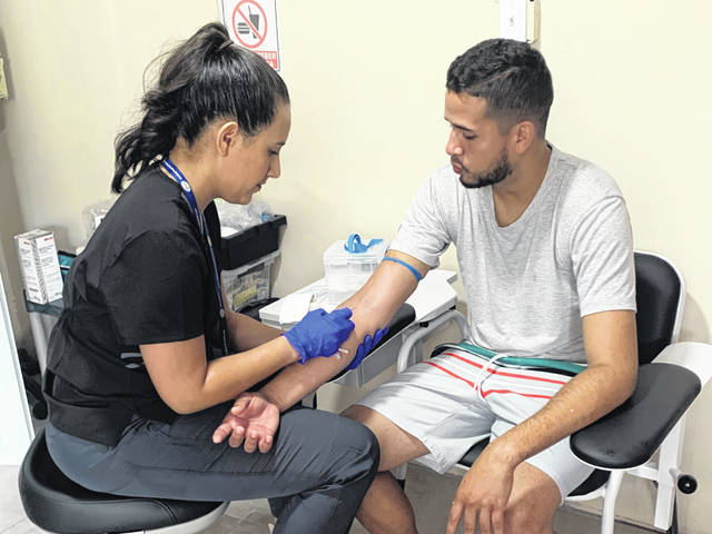 Midmark partnered with Direct Relief on the shipment of medical equipment to Puerto Rico, equipping a health clinic in a remote area devastated by Hurricane Maria on Sept. 20, 2017.