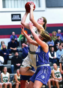 Girls basketball: Anna cruises by Miami East in D-III district semifinal