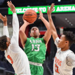 Boys basketball: Anna can't keep up late with Stivers in regional semifinal