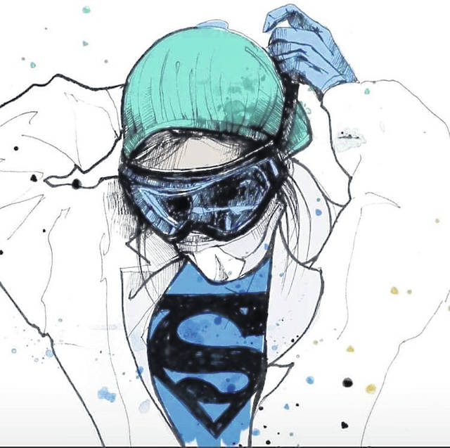 Nurses forced to work without standard protective equipment are expected to have 