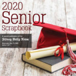 2020 Senior Scrapbook 2 of 4