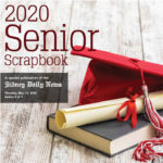 2020 Senior Scrapbook 3 of 4