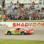 Shadybowl Speedway waiting for green flag