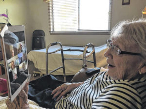 Versailles Rehabilitation and Healthcare Center keeps loved ones connected