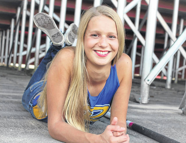 Sarah Pinchot plans to attend the University of Toledo next fall majoring in engineering. While in high school she was a member of Cross Country, Track, Academia, Science Olympiad, Envirothon, Band, Buckeye Girls State, and was the vice-president of the National Honor Society. Her favorite memory of high school was always getting to eat ice cream after she got home from track or cross country meets.