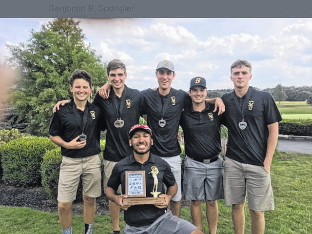 Miami Valley League Tournament and the Valley Division Champions