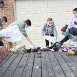 JC Class of 2025 hosts fundraising shoe drive