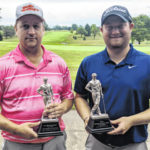 Dietz, Knouff win at Shelby County Open