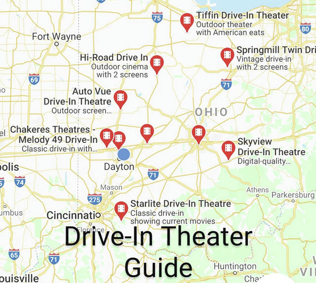 Iconic Drive In Theaters Are Back Sidney Daily News