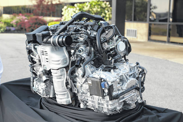The 0-liter DOHC VTEC Turbo engine is being built at Anna Engine Plant.