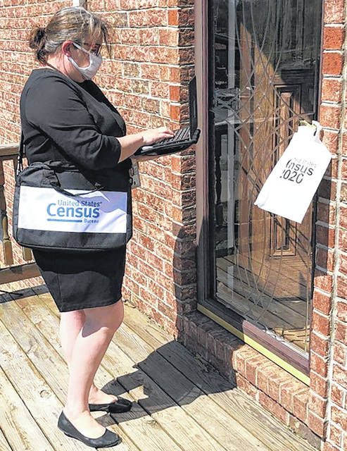 Census takers will visit every household in the United States that has not responded to the census.