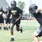 High school sports: Practice brings a bit of normalcy