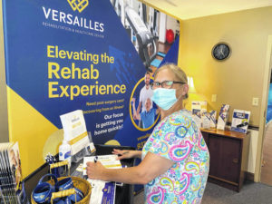 Versailles Rehab keeps its residents, patients safe by taking pledge