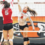 Volleyball: Versailles' struggles continue against St. Henry