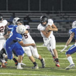 Football: Minster rallies for playoff win at Allen East