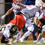 Football: Late penalty, missed PAT hurt Sidney in 24-23 OT loss to Stebbins