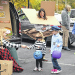 New Bremen holds trunk or treat