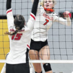 Volleyball: Versailles starts tournament play with big win
