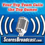 ScoresBroadcast.com provides football coverage via its website, online video sites
