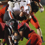 Football: After slow start, Fort Loramie runs away fast against Ansonia