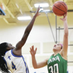 Girls basketball: Anna, Lehman Catholic in different spots early
