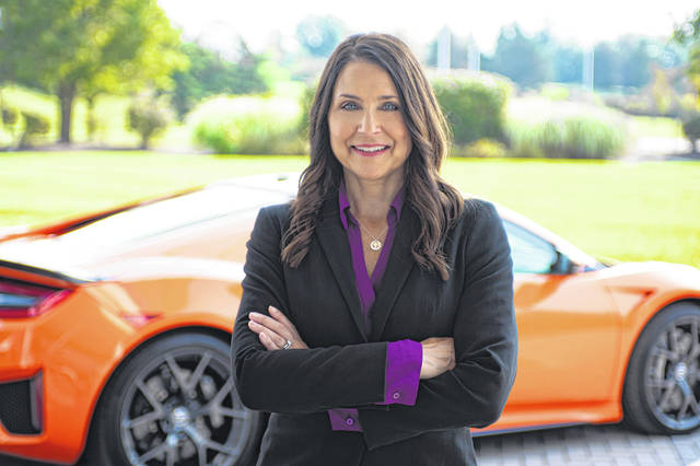 "Gail May leads day-to-day operations at the Performance Manufacturing Center, the exclusive global production headquarters for the Acura NSX supercar and home to several ""PMC Edition"" Acura models, and is responsible for strategic planning and oversight of quality and delivery at the plant."