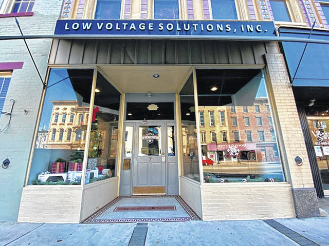 The new Low Voltage Solutions store is located at 7 S. Market St. in downtown Troy.