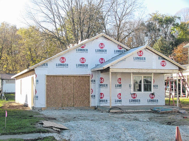 Habitat for Humanity of Miami & Shelby Counties is building a home on Broadway Ave. in Sidney, Ohio for an approved applicant. Match Day gifts will help with future home building projects in Shelby County.
