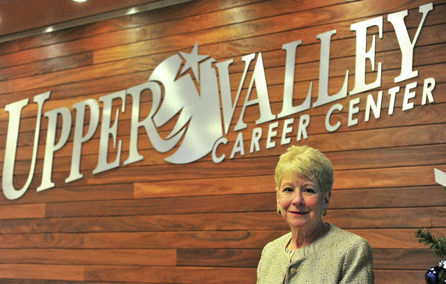 Dr. Nancy Luce is retiring after 12 years as superintendent of the Upper Valley Career Center