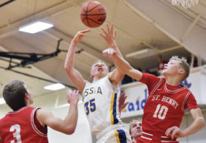 Boys basketball: Youthful Russia squad looking to improve