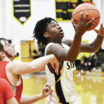 Boys basketball: Big 2nd half lifts Sidney to 77-46 win over Troy