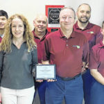 ServiceMaster by Case wins Achiever Award