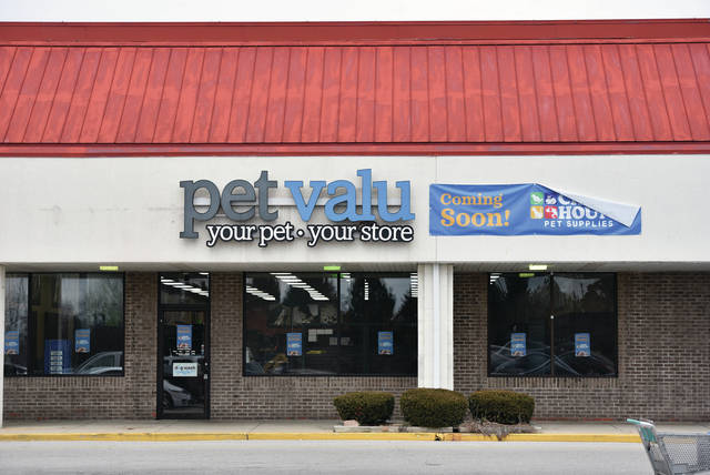 Chow Hound Pet Supplies is anticipated to open Feb. 1 at 2244 W. Michigan St. in Sidney, which is where Pet Valu previously was located.