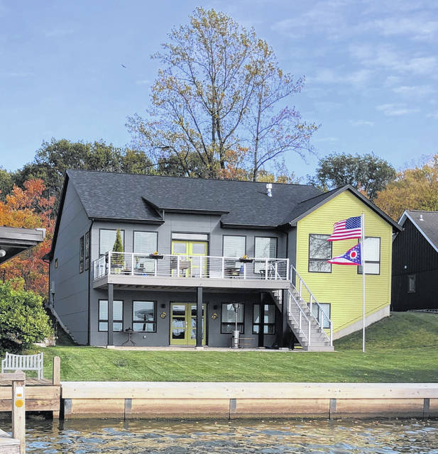 The Blue Heron is one of the homes Craler Builders constructed in 2020.