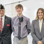Menke wins oratorical contest