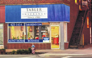 Celina Insurance Group recognizes Tabler Insurance as Agency of the Year