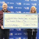 Midwest Electric members donate $11,500 to 7 local causes