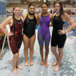 Sidney swimming squads setting records