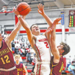 Boys basketball: New Bremen can't keep up late with Columbus Grove in regional final