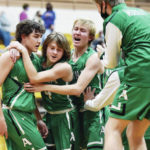 Boys basketball: Finkenbine FTs lift Anna to 3rd straight district title