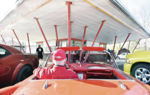 BK Rootbeer Drive-In holds cruise-in