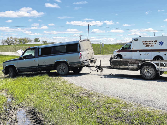A 67-year-old Versailles man was pronounced dead at Wayne HealthCare following a two-vehicle accident at U.S. Route 127 and Oliver Road. Investigators discovered the man suffered a medical condition which precipitated the accident.