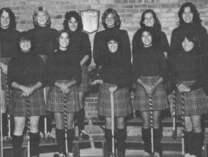 Sports Extra with Dave Ross: 1975: A new girls sport that never thrived