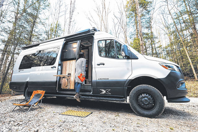 Airstream announced the launch of the Interstate 24X, the latest addition to the brand's lineup of high-end Class B motorhomes.