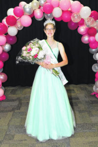 Anna Homecoming queen