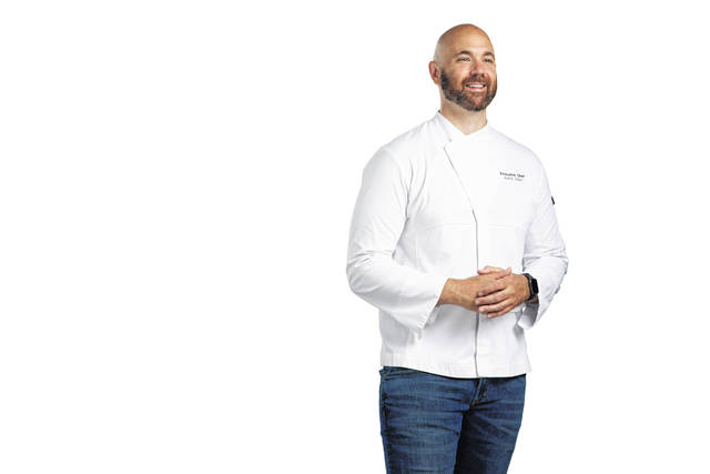 Aaron Allen was named the executive chef of Silas at Hotel Versailles, which is expected to open in early 2022.