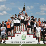 Track and field: Minster boys earn D-III state team title