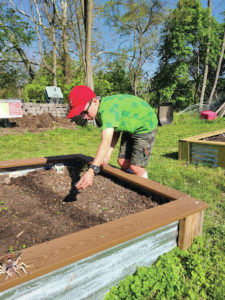 The People's Garden to offer a variety of classes