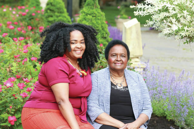 State Rep. Stephanie Howse and her mother Annie L. Key